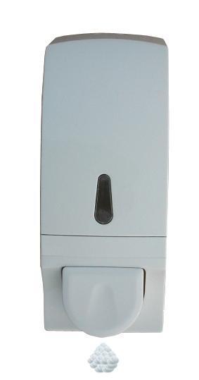 800ml White Commercial Rich Foam Soap Dispenser