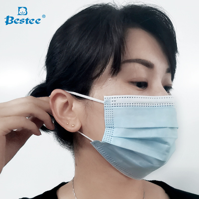 Disposable Medical Mask-3layer
